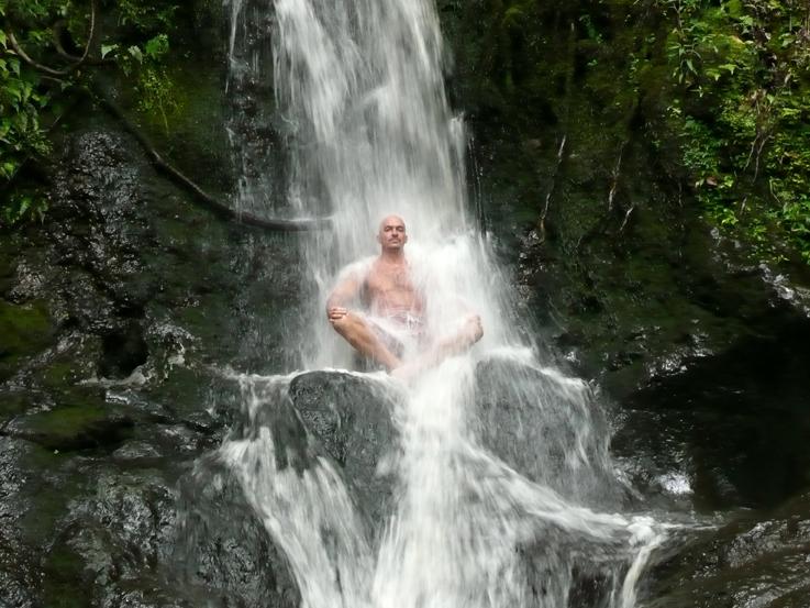 Zen pod prysznicem